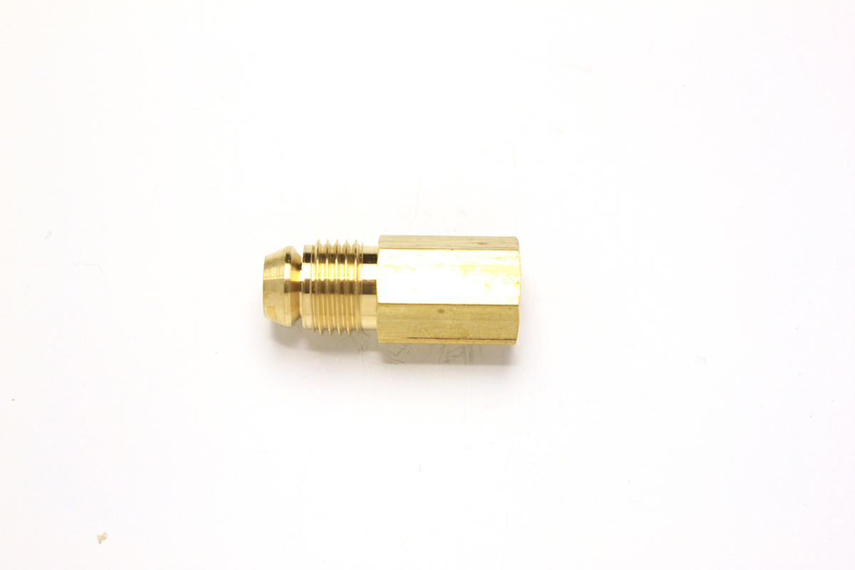 Anderson /& Forrester CF641 Break-Away Nut /& Sleeve 7//16 Hex Size 1//4 Tube Size 0.656 Long 7//16-24 UNF Threads 1//4 Tube Size 7//16 Hex Size 0.656 Long Anderson /& Forrester TM